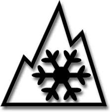 Triple Mountain Snowflake image