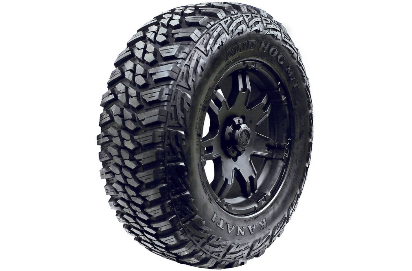 Kanati Mud Hog Tire, Best Mud tire for the street