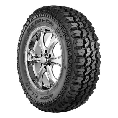 Mud Claw Extreme MT tire, Good Mud tire for driving on the street and off-road
